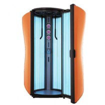 Вертикальный солярий Alisun SunVision V 400 FT CB orange   Venko