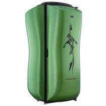 Вертикальный солярий Alisun SunVision V 500 FT CB green   Venko