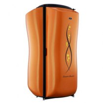 Вертикальный солярий Alisun SunVision V 500 FT CB orange   Venko