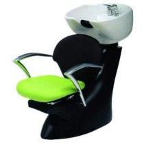 Парикмахерская мойка с белой раковиной S2201А | Venko