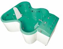 Ванна Баттерфляй для лечебной физкультуры в воде | Venko