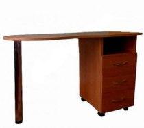 Маникюрный стол  010 L (Цвет под заказ) | Venko