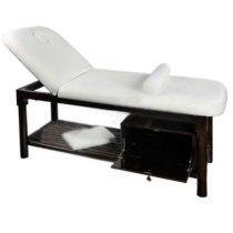 Массажный стол стационарный S870 (белый) | Venko