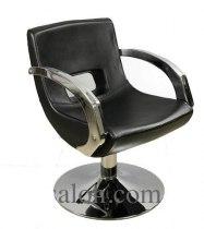 Парикмахерское кресло А 115 (Черное) | Venko