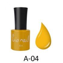 Цветной гель Bio&Cover Gel Nail A-04 | Venko