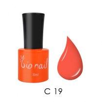 Цветной гель Bio&Cover Gel Nail С-19   Venko