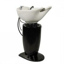 Парикмахерская мойка без кресла Колонна SB39 (белая) | Venko