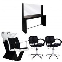 Рабочее место парикмахера Liza - комплект мебели | Venko