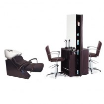Рабочее место парикмахера Basic - комплект мебели | Venko