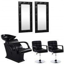 Рабочее место парикмахера Lady - комплект мебели | Venko