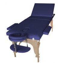 Массажный стол складной ArtOfChoise Sol (синий) | Venko
