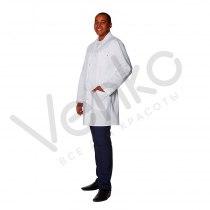 Халат медицинский Стас, размер 66-70 | Venko