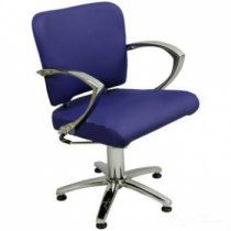 Парикмахерское кресло 363 Фиолетовое | Venko
