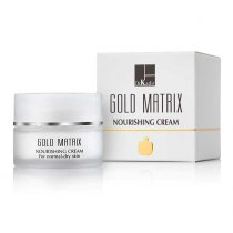 Питательный крем Золотой Матрикс для ормальной/сухой кожи, 50 мл | Venko