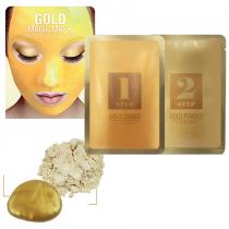 Маска для лица с 24-каратным золотом пластифицирующая, омолаживающая, 5*80 г | Venko - Фото 49628