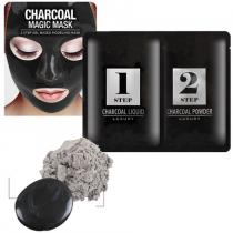 Угольная маска для лица пластифицирующая, очищающая (ДЕТОКС), 5*80 г | Venko - Фото 49630