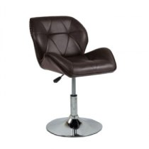 Кресло косметическое HC-111N шоколадное | Venko
