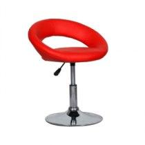 Кресло косметическое HC104N красное | Venko