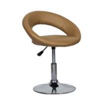 Кресло косметическое HC104N карамель | Venko