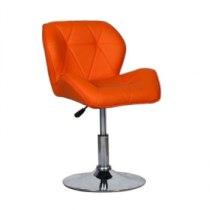 Кресло косметическое HC-111N оранжевое | Venko