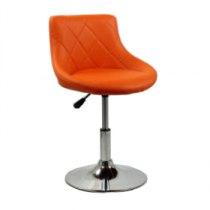 Кресло косметическое HC1054N оранжевое | Venko