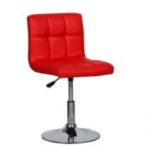 Кресло косметическое HC-8052N красное | Venko