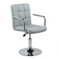 Кресло косметическое HC1015NP серое | Venko