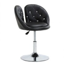 Кресло косметическое HC-944N черное | Venko
