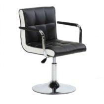 Кресло косметическое HC-811N черное | Venko