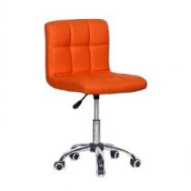 Косметическое кресло HC-8052K оранжевое | Venko