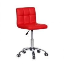 Косметическое кресло HC-8052K красное | Venko