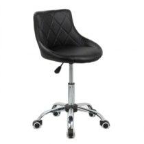 Косметическое кресло HC1054K черное   Venko