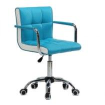 Косметическое кресло HC-811K бирюзовое   Venko