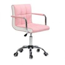 Косметическое кресло HC-811K розовое   Venko