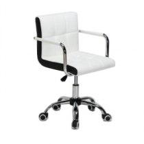 Косметическое кресло HC-811K белое   Venko