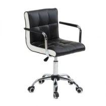 Косметическое кресло HC-811K черное   Venko
