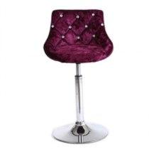 Косметическое кресло HC931K фиолетовое | Venko