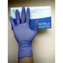 Перчатки нитриловые чувствительные S Polix PRO & MED, 100 шт | Venko - Фото 49934