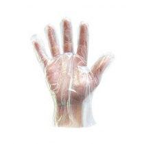 Перчатки одноразовые М-XL HDPE Polix PRO & MED, 100 шт | Venko