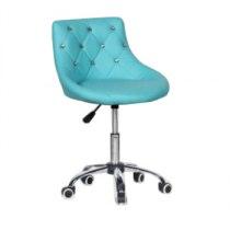 Косметическое кресло HC931K бирюзовое | Venko