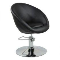 Кресло парикмахерское HC-8516H черное ГИДРАВЛИКА | Venko