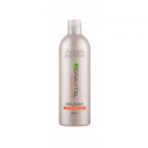 Бальзам для окрашенных  волос  jNOWA Professional KERAVITAL, 400 мл | Venko