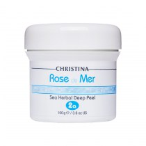 Натуральный пилинг Роз де Мер Christina - Sea Herbal Deep Peel Rose de Mer, шаг 2a, 100 мл | Venko
