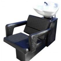 Мийка перукарська Cheap з кріслом Flamingo (кераміка Україна)   Venko