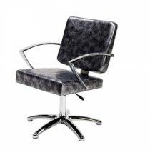 Кресло парикмахерское Dian на гидравлике хром | Venko