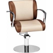 Кресло парикмахерское Eve на пневматике хром | Venko