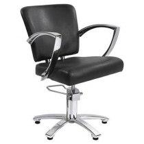 Кресло парикмахерское Атлант на пневматике пластик | Venko