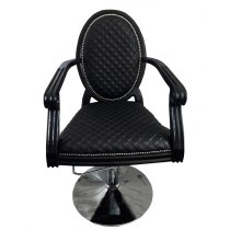 Кресло парикмахерское Mozart на пневматике пластик | Venko
