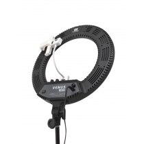 Кольцевая LED лампа V48C черная | Venko - Фото 51283