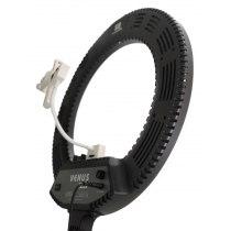 Кольцевая LED лампа V48C черная | Venko - Фото 51299